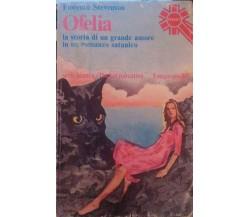 Ofelia - Florence Stevenson,1976,Longanesi,Collana I libri Pocket - S
