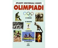 Olimpiadi - Chiari Riccardo - Giunti Editore - 1996 - G