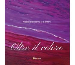 Oltre il colore di Nadia Beltramo Valentini,  2019,  Youcanprint