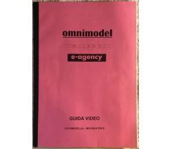 Omnimodel Milano Guida video fotomodella-indossatrice+5 VHS di Aa.vv.,  2000,  O