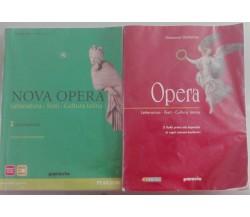Opera; Nuova opera - Giovanna Garbarino - Paravia, 2011 - A