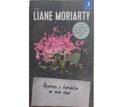 Oppnas i handelse av min dod di Liane Moriarty, 2015, Manpocket