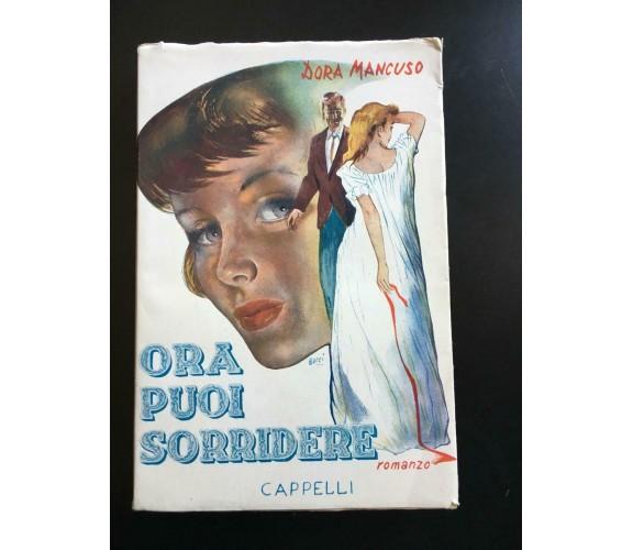 Ora puoi sorridere - Dora Mancuso,  1951,  Cappelli - P