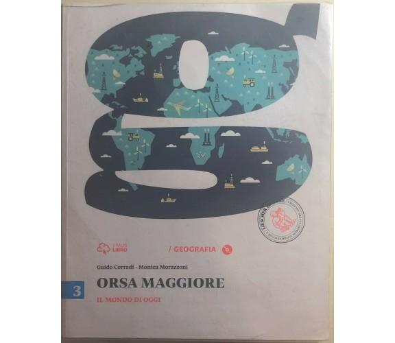 Orsa maggiore 2+3 di Corradi-morazzoni,  2016,  Loescher