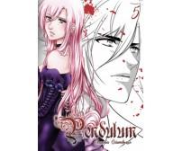 PENDULUM 5 - variant edition di Claudia Giambusso,  2020,  Manga Senpai