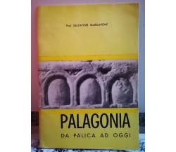 Palagonia ( Da palica ad oggi ) di Salvatore Margarone,  1766,  Kosmian-F