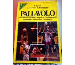 Pallavolo di A.a.V.v,  1990,  Sperling & Kupfer Editori-F