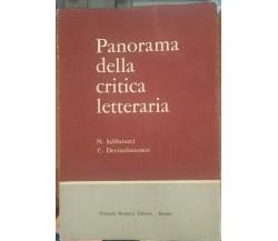 Panorama della critica letteraria - N. Sabbatucci, C. Devitofrancesco, 1966 - S