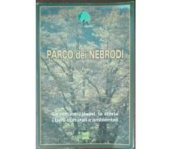 Parco dei Nebrodi - Giuseppe Giaimi - Arbor, 1999 - A