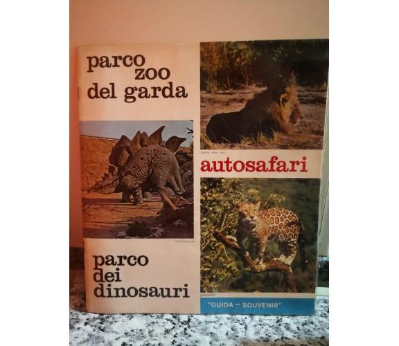 Parco zoo del garda, Autosafari e parco dei dinosauri di A.a.v.v,  2000, -F