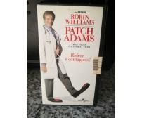 Patch Adams - Ridere e contagioso - vhs -1999 - Universal -F