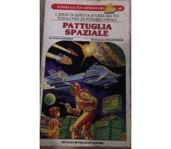 Pattuglia spaziale - Julius Goodman - Mondadori - 1987 - M