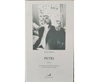 Petri  di Enzo Alaimo,  1999,  Prova D'autore - ER