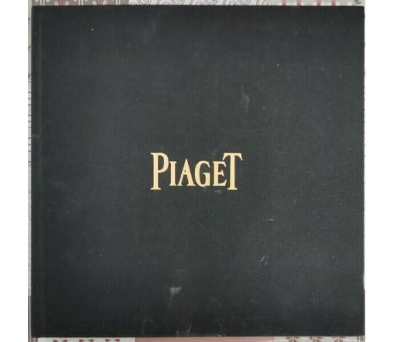 Piaget - Black tie, 2008 - ER
