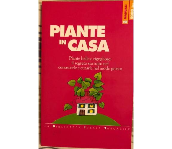 Piante in casa di AA.VV., 1999, Opportunity books