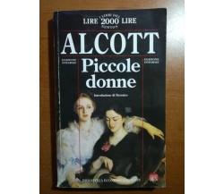 Piccole Donne - Alcott - Newton - 1995 - M