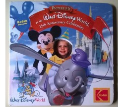Picture Me at the Walt Disney World 25th Anniversary Celebration - 1996 - L