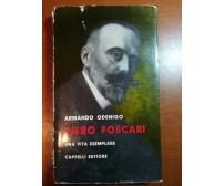 Piero Foscari - Armando Odenigo - Cappelli - 1959 - M