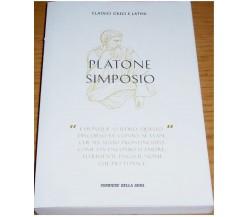 Platone Simposio - Platone,  2016,  Corriere Della Sera