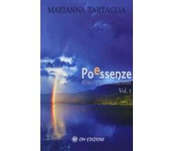 Poessenze. Petali che nascono dall'anima, poesie di Marianna Tartaglia - ER
