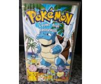 Pokemon - vhs - L' Uomo degli indovinelli - 1999 - medusa -F