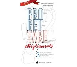 Progettare abbigliamento III di Giulio Palmisano,  2020,  Youcanprint