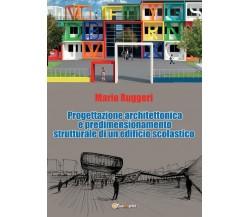 Progettazione architettonica e predimensionamento strutturale di un edificio sc.