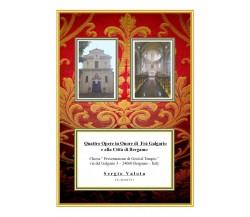 Quattro opere in onore di Frà Galgario e alla città di Bergamo (2017) - ER