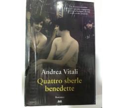 Quattro sberle benedette - Andrea Vitali,  2014,  Mondolibri