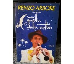 Quelli della notte di Renzo Arbore,  1985,  Mondadori -F