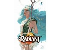 RADIANT 8 di Tony Valente (autore), F. Bruniera (traduttore),  2019,  Manga