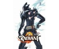 RADIANT 9 di Tony Valente (autore), F. Bruniera (traduttore),  2019,  Manga
