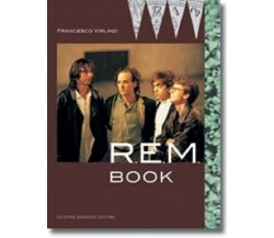 R.E.M. BOOK. FRANCESCO VIRLINZI - Maimone Editore