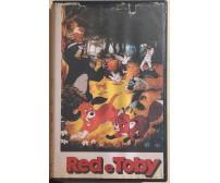 Red e Toby VHS di Aa.vv.,  1981,  Disney