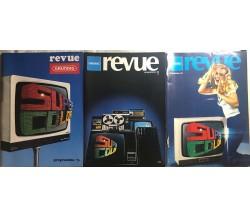Revue 73-74/75-76 di Aa.vv.,  1972,  Grundig