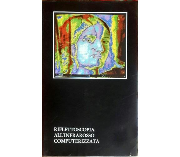 Riflettometria all'infrarosso computerizzata -F.Valcanover -Stamperia di Venezia