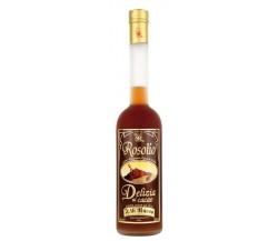 Rosolio Delizia al Cacao liquore Russo Siciliano/500 ml
