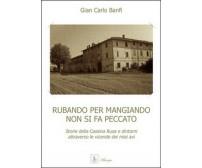 Rubando per mangiando non si fa peccato, Gian Carlo Banfi,  2015,  Youcanprint