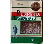 Rudimenta Latinitatis. Esercizi II - Liotta, Castellano - 1987, Il Capitello L