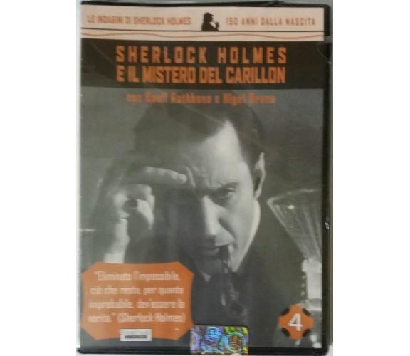 S. Holmes e il mistero del carillon - R.William Neil - Ermitage - 1946 - DVD - G