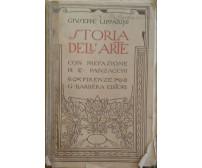 STORIA DELL'ARTE - GIUSEPPE LIPPARIN, G.BARBERA, 1929