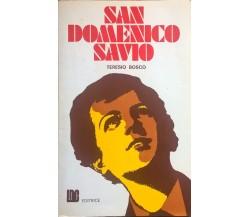 San Domenico Savio - Bosco (Elledici 1973) Ca