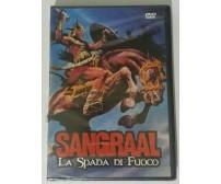 Sangraal, La spada di fuoco - Michele Tarantino - Classica Film - 1982 - DVD - G