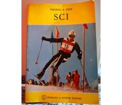 Sci di Thoeni E Fink,  1971,  Sperling & Kupfer Editori-F