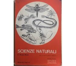 Scienze naturali Vol.I di E. Rosa Bian, 1973, Minerva Italica