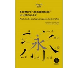 Scrittura «accademica» in italiano L2. Analisi delle strategie di apprendenti...