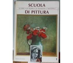 Scuola di Pittura vol.1 - Armando Curcio Editore  - G