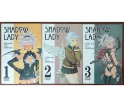 Shadow Lady - Masakazu Katsura - Kappa, 1996 - A