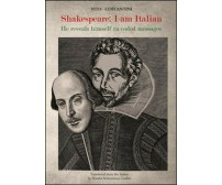 Shakespeare, messages in code  di Vito Costantini,  2016,  Youcanprint- ER