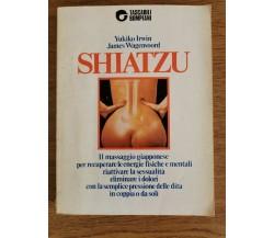 Shiatzu - AA. VV. - Bompiani - 1984 - AR